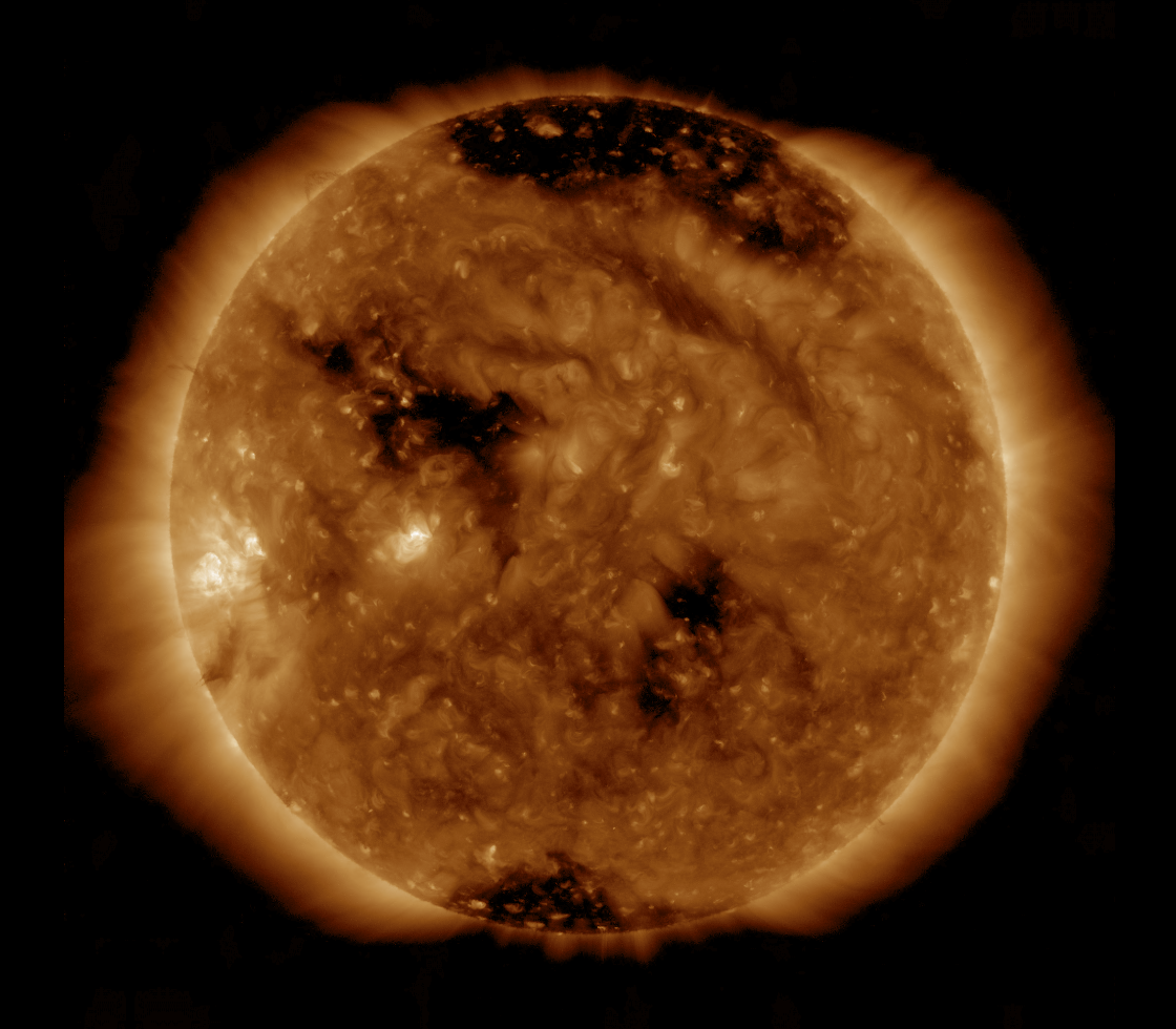 Solar Dynamics Observatory 2017-12-12T10:04:41Z