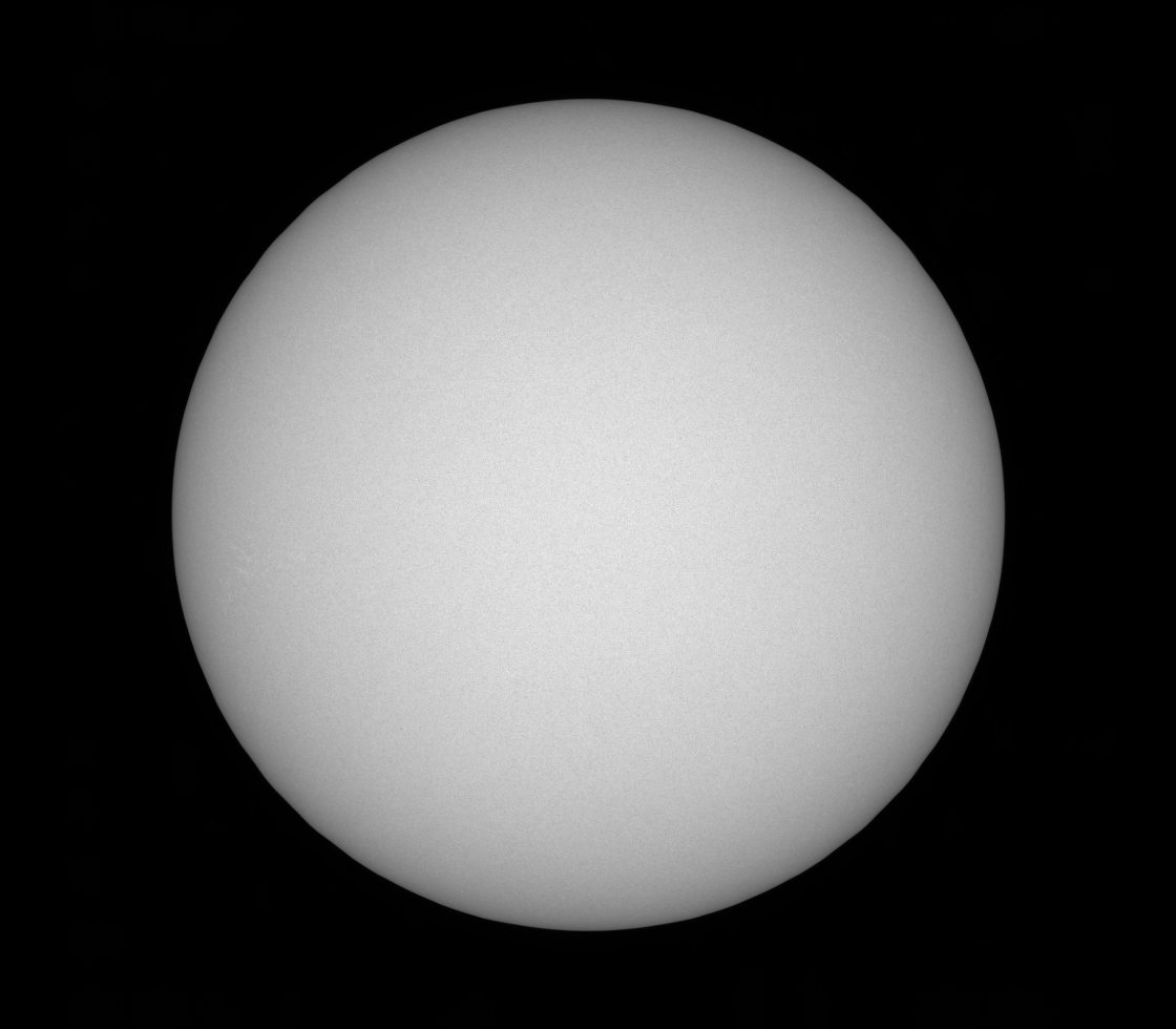 Solar Dynamics Observatory 2017-12-12T23:30:35Z