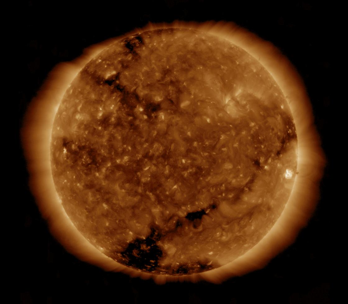 Solar Dynamics Observatory 2018-01-22T23:38:38Z