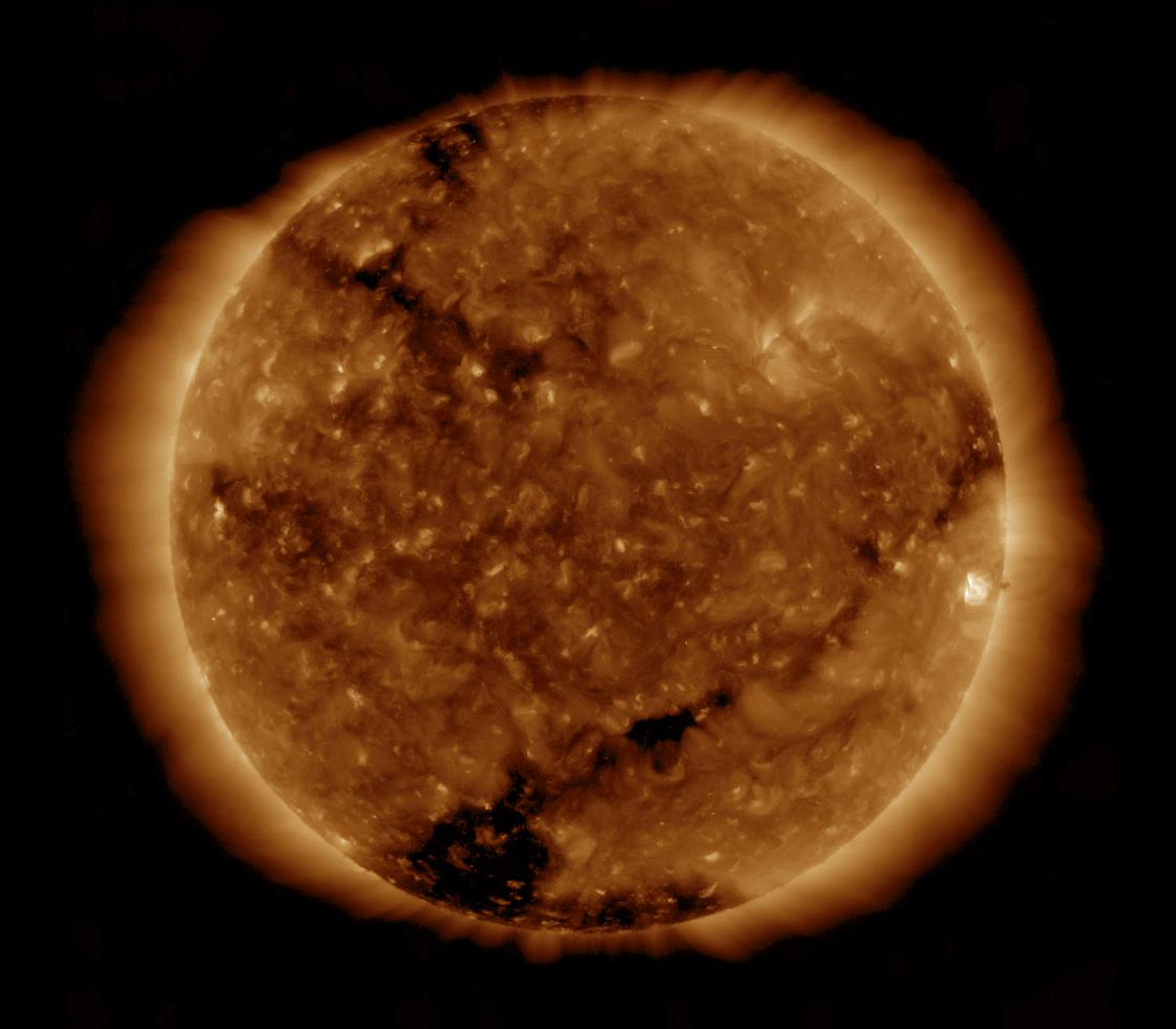 Solar Dynamics Observatory 2018-01-22T23:39:13Z