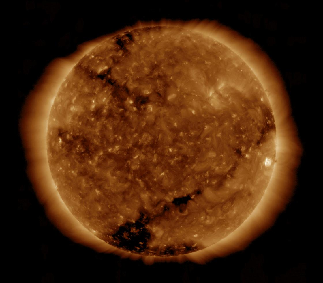 Solar Dynamics Observatory 2018-01-22T23:41:07Z