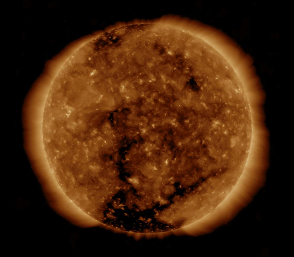 Solar Dynamics Observatory 2018-02-21T22:30:53Z