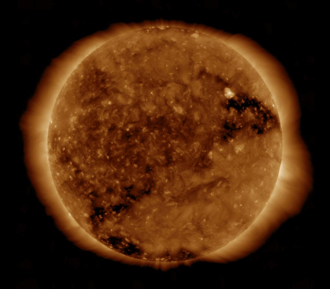 Solar Dynamics Observatory 2018-03-17T06:09:10Z