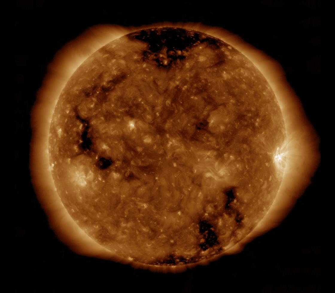 Solar Dynamics Observatory 2018-04-20T06:46:39Z