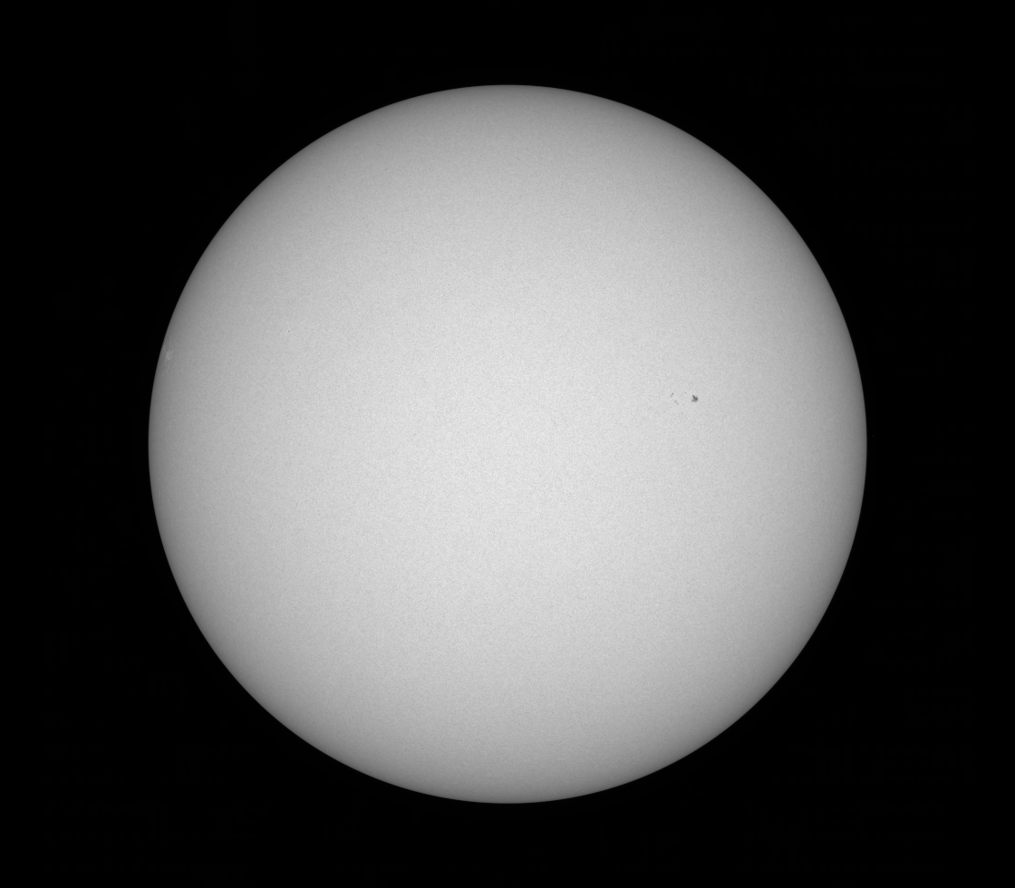 Solar Dynamics Observatory 2018-05-24T03:58:33Z