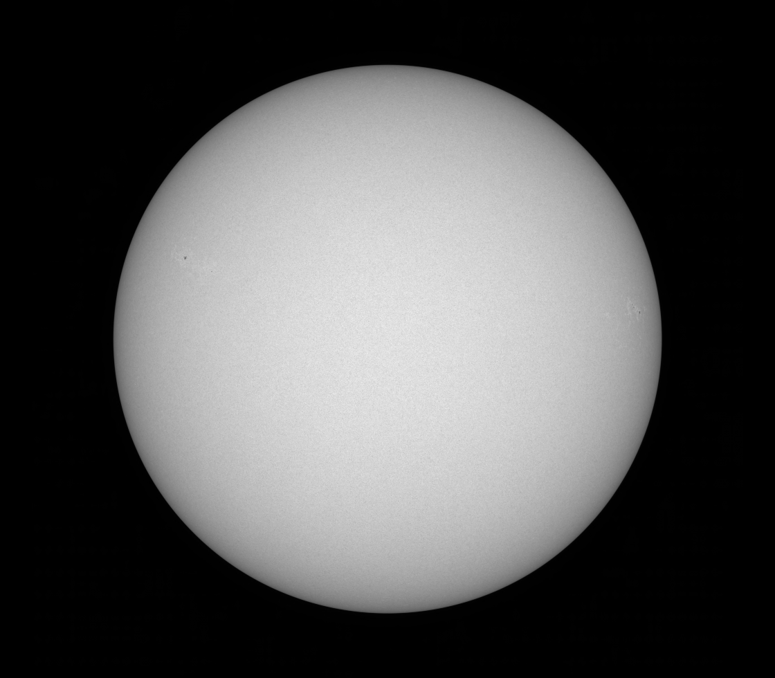Solar Dynamics Observatory 2018-05-26T17:33:42Z