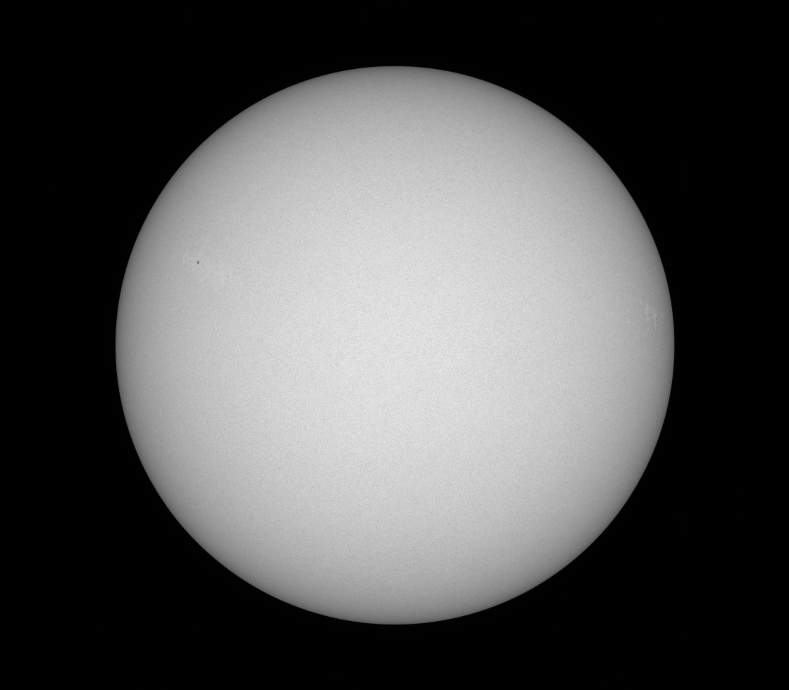 Solar Dynamics Observatory 2018-05-26T23:03:47Z
