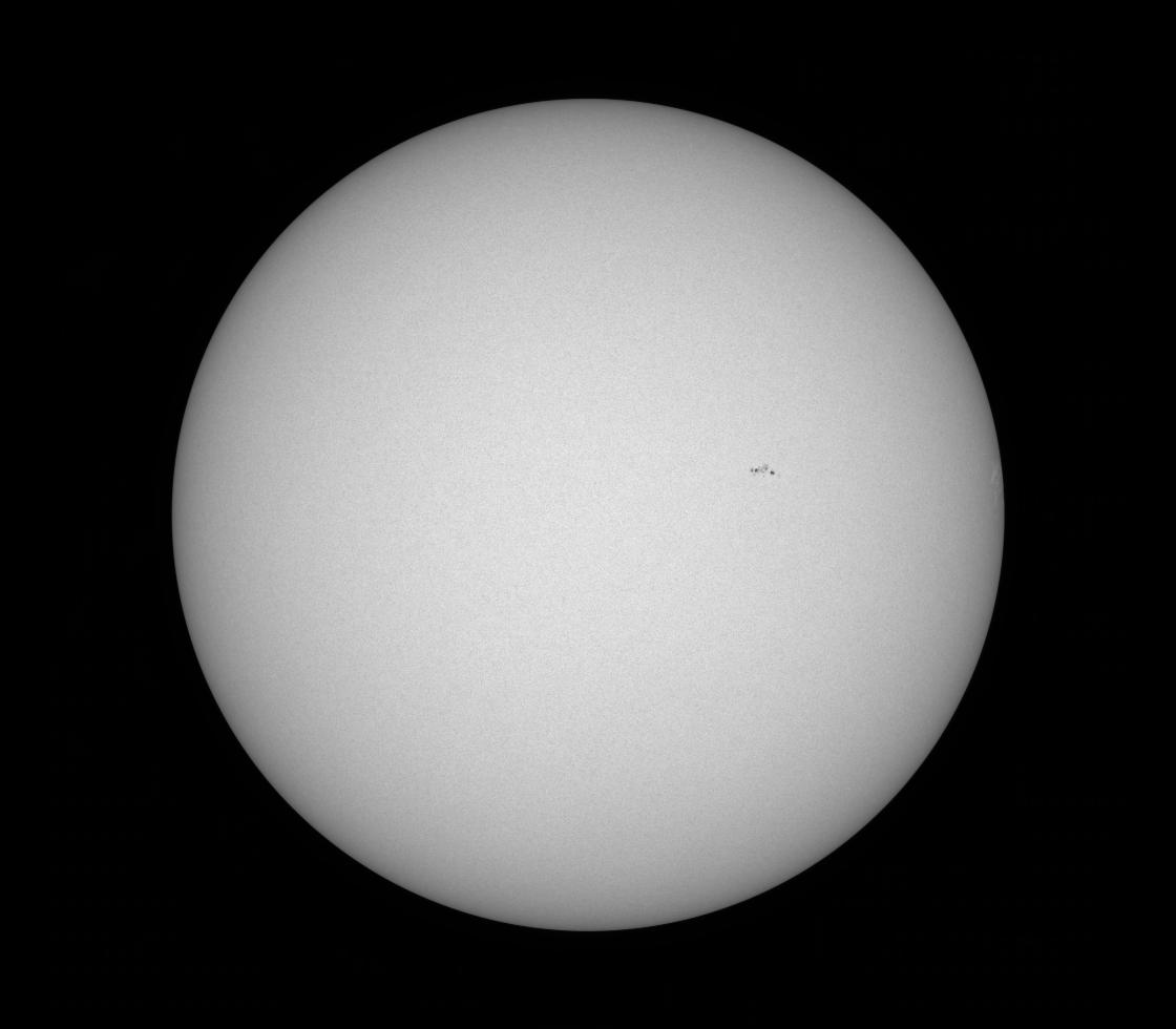 Solar Dynamics Observatory 2018-06-24T08:35:09Z