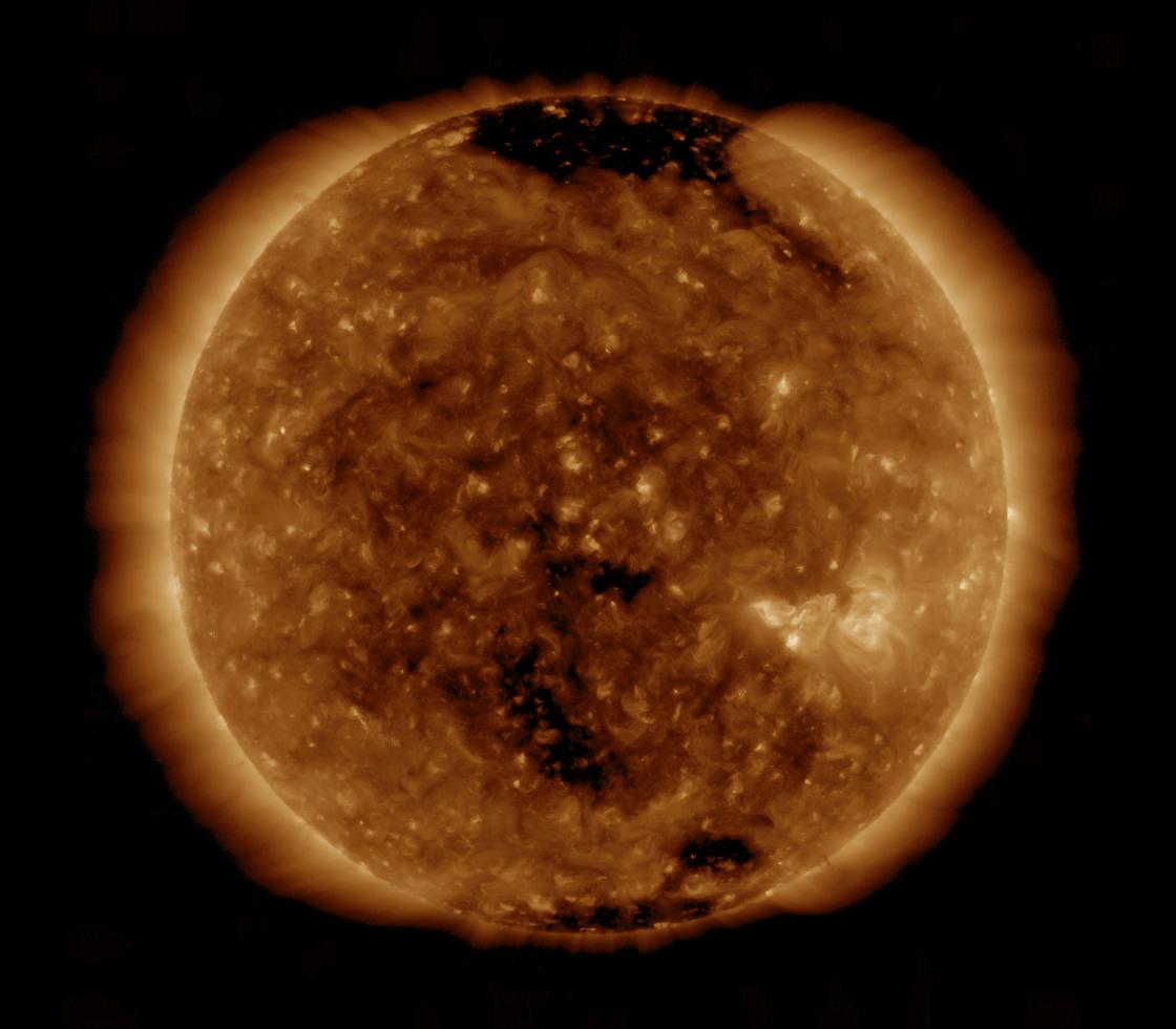 Solar Dynamics Observatory 2018-10-20T17:17:19Z