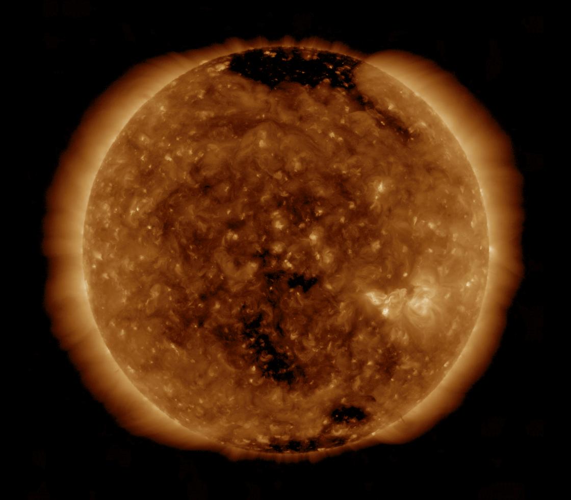 Solar Dynamics Observatory 2018-10-20T17:37:18Z