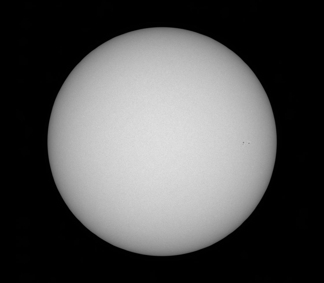 Solar Dynamics Observatory 2018-11-18T07:45:05Z