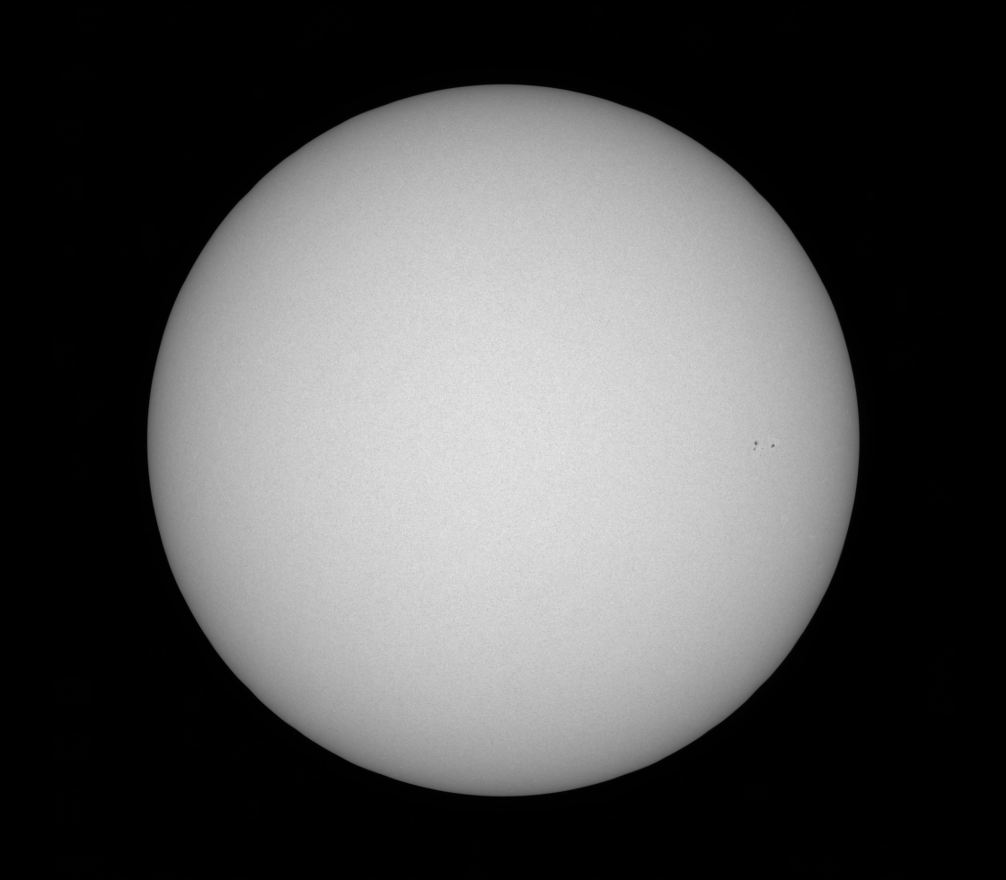 Solar Dynamics Observatory 2018-11-18T07:45:47Z