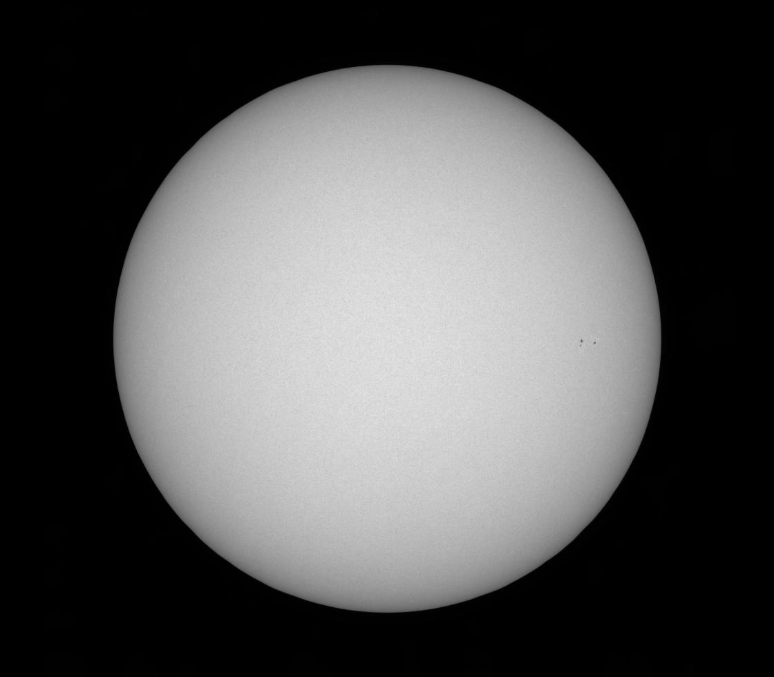 Solar Dynamics Observatory 2018-11-18T07:46:02Z