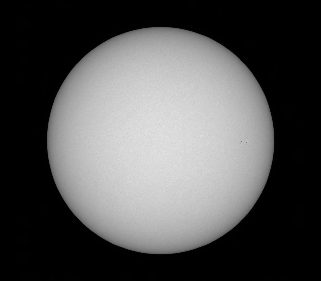 Solar Dynamics Observatory 2018-11-18T07:46:33Z