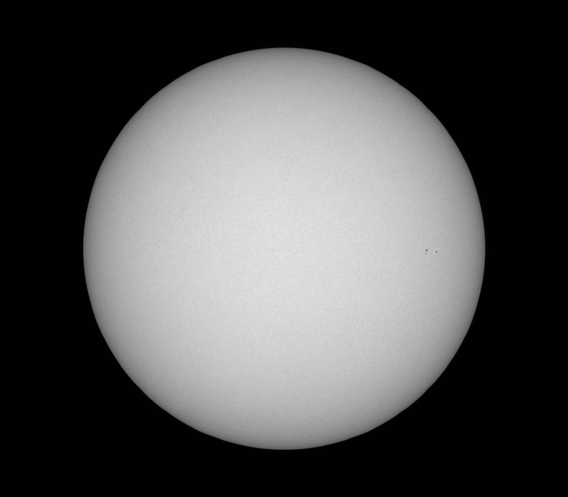 Solar Dynamics Observatory 2018-11-18T07:48:33Z