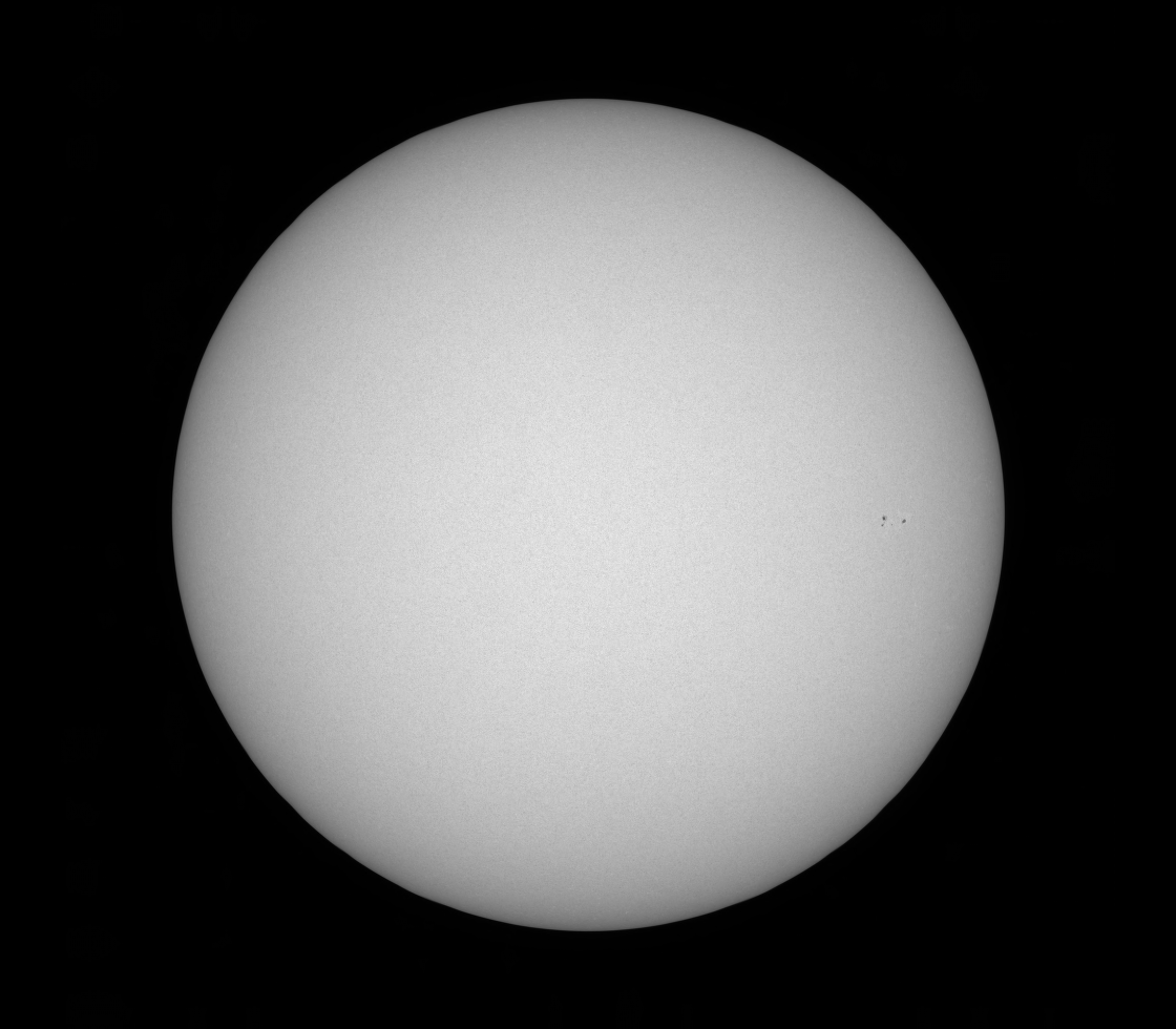 Solar Dynamics Observatory 2018-11-18T07:53:54Z