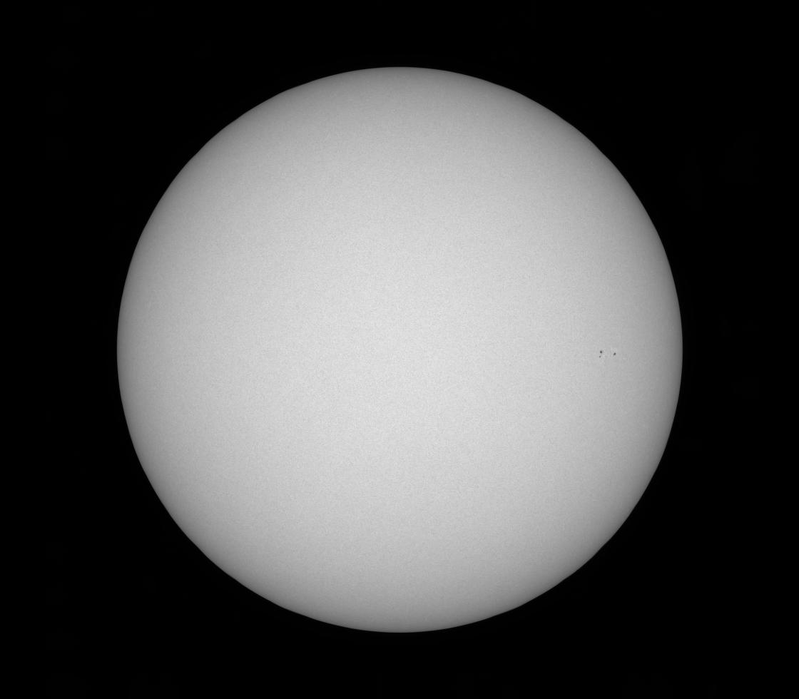 Solar Dynamics Observatory 2018-11-18T08:07:42Z