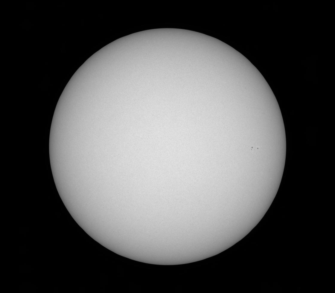 Solar Dynamics Observatory 2018-11-18T08:12:40Z