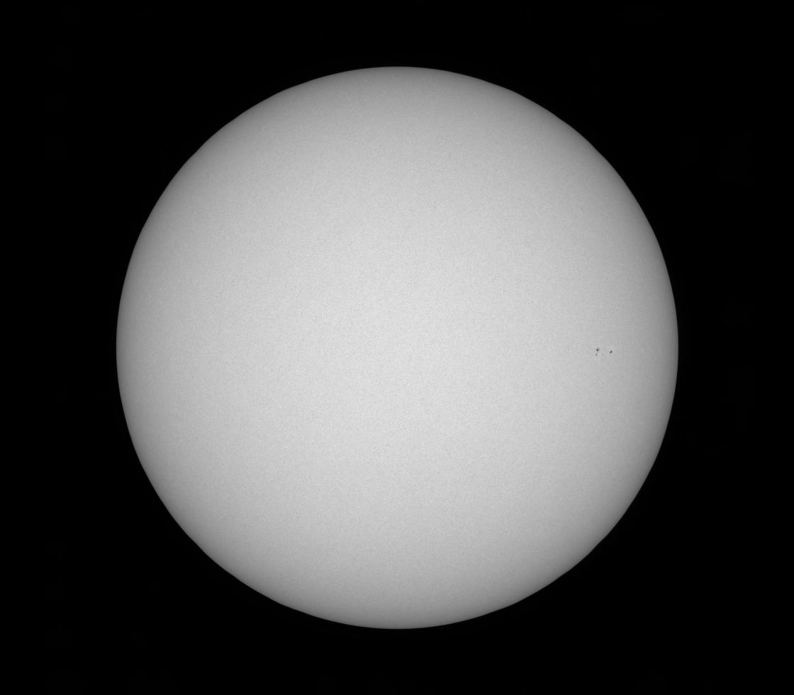 Solar Dynamics Observatory 2018-11-18T08:13:05Z