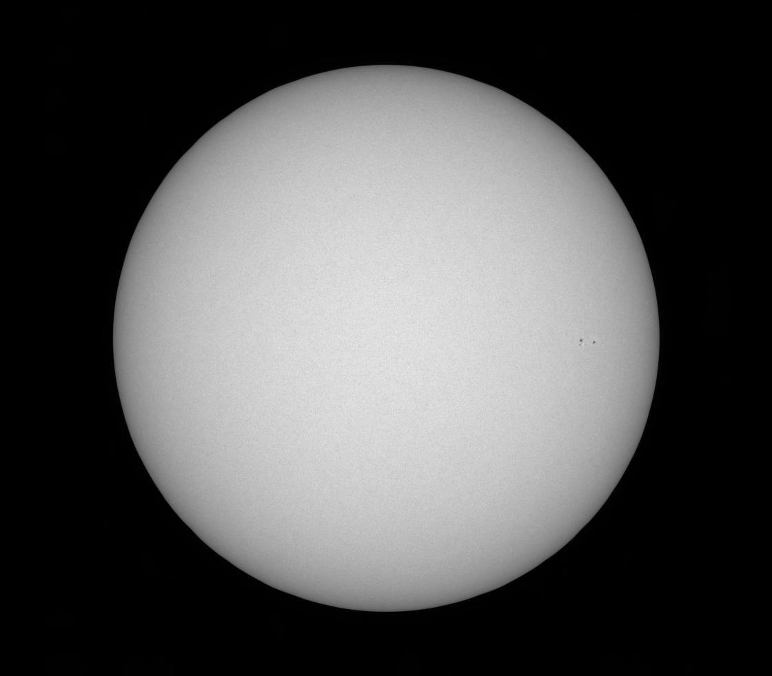 Solar Dynamics Observatory 2018-11-18T08:15:32Z