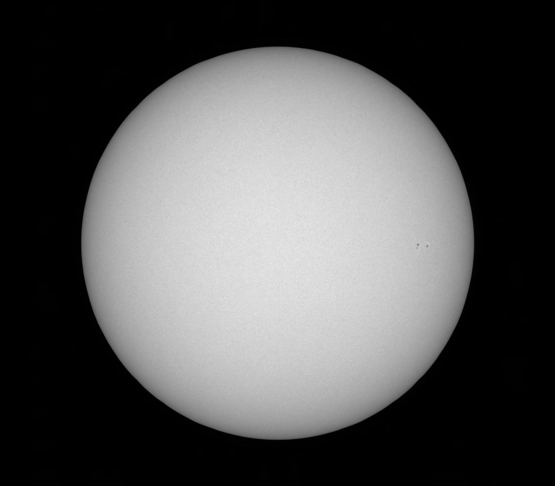 Solar Dynamics Observatory 2018-11-18T08:22:26Z