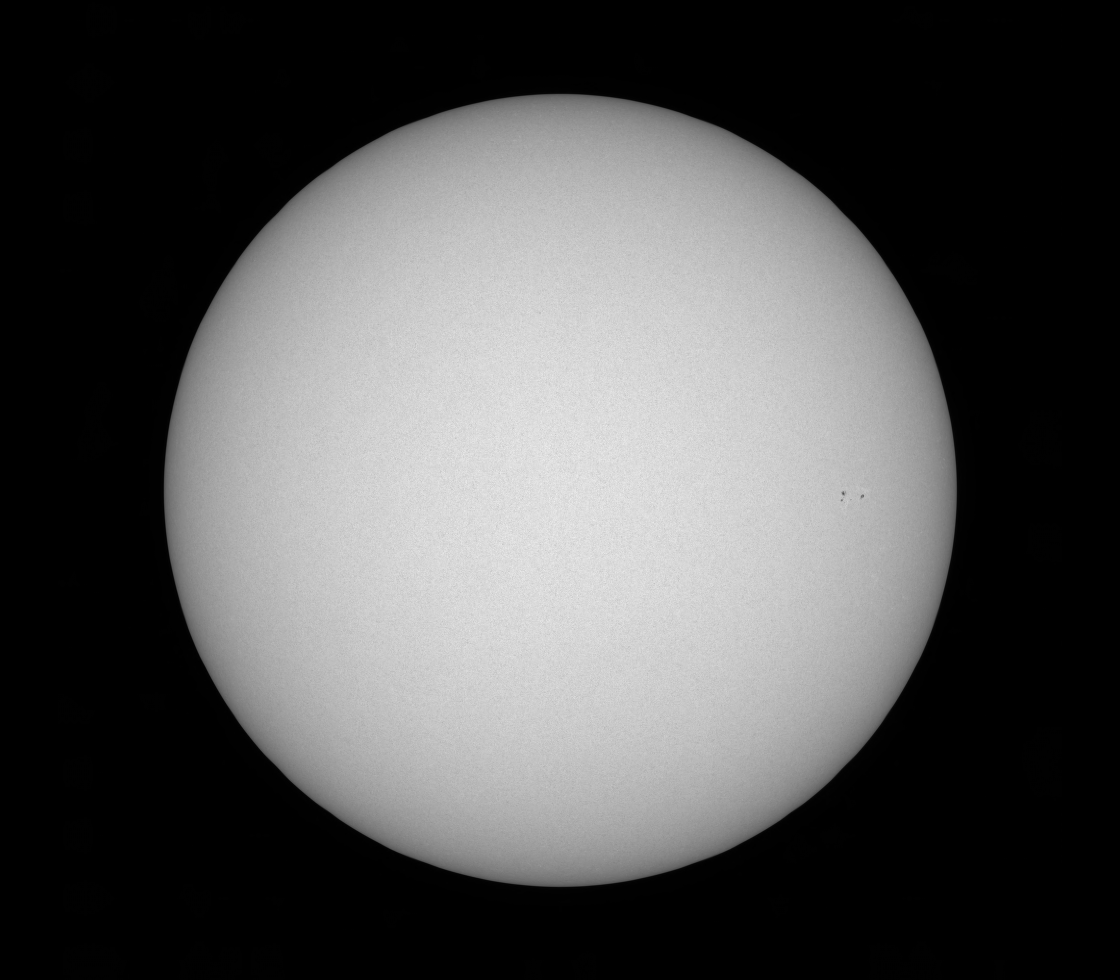 Solar Dynamics Observatory 2018-11-18T08:25:24Z