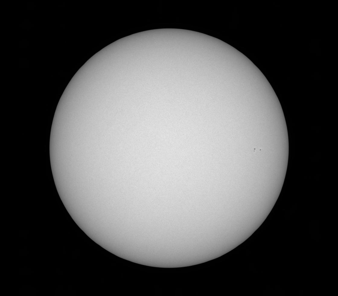 Solar Dynamics Observatory 2018-11-18T08:34:24Z