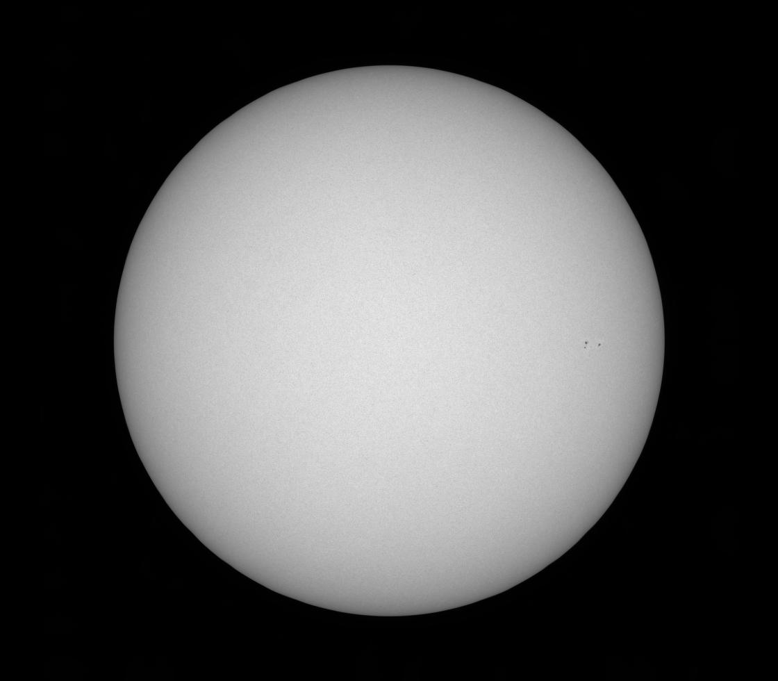 Solar Dynamics Observatory 2018-11-18T08:34:55Z