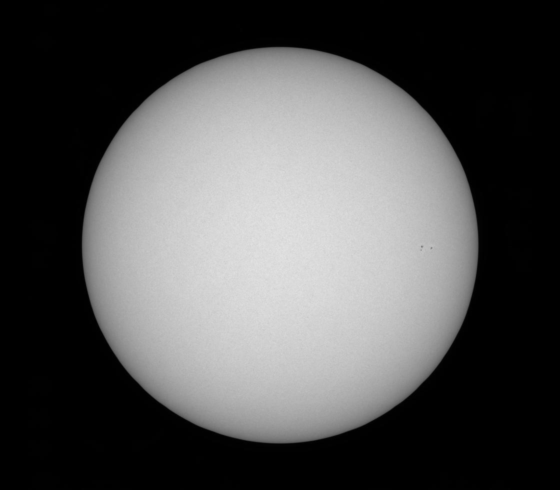 Solar Dynamics Observatory 2018-11-18T08:35:52Z