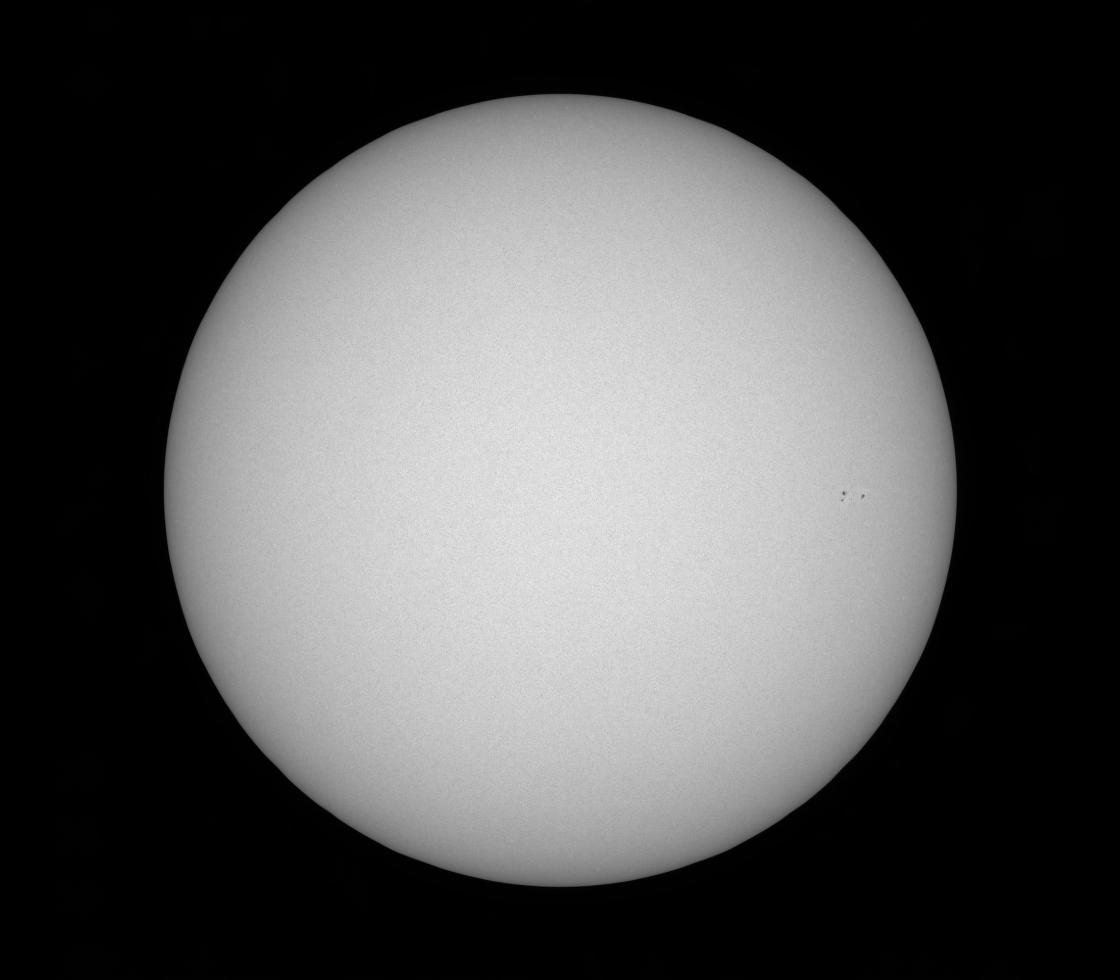 Solar Dynamics Observatory 2018-11-18T08:37:26Z