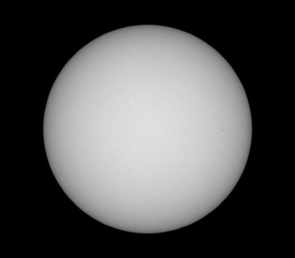 Solar Dynamics Observatory 2018-11-18T08:40:17Z