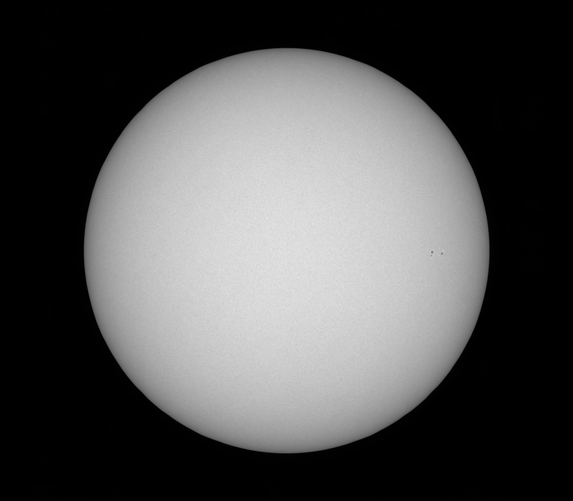 Solar Dynamics Observatory 2018-11-18T08:53:30Z