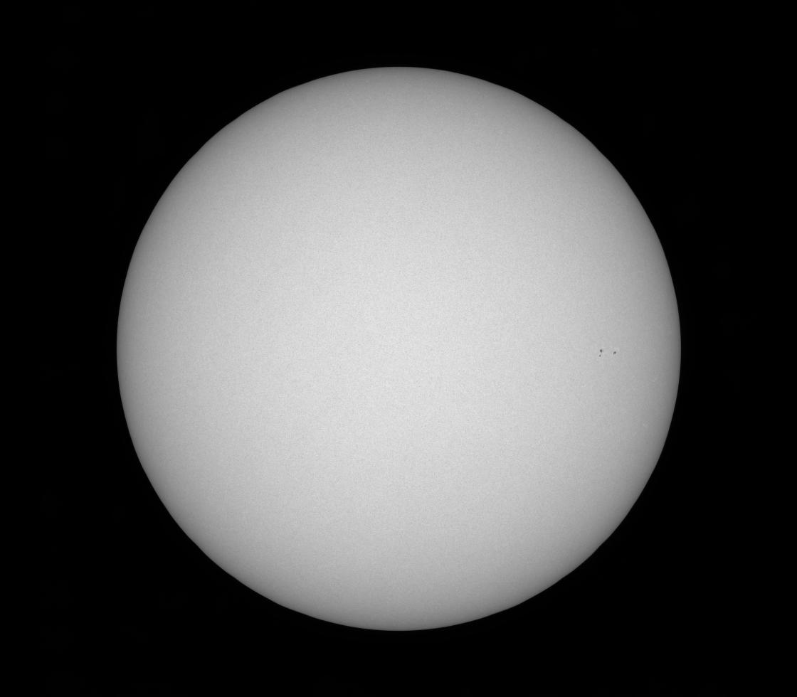 Solar Dynamics Observatory 2018-11-18T08:54:05Z