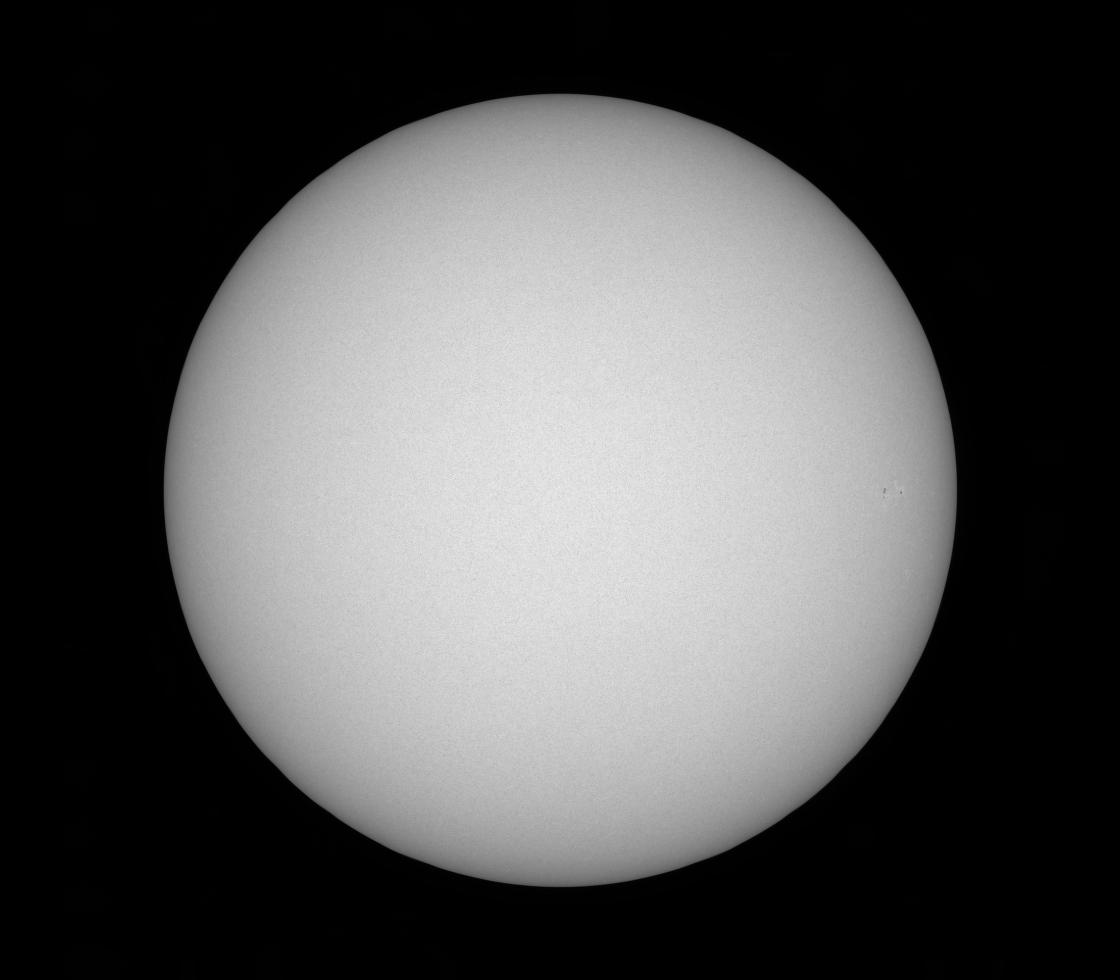 Solar Dynamics Observatory 2018-11-19T00:36:35Z