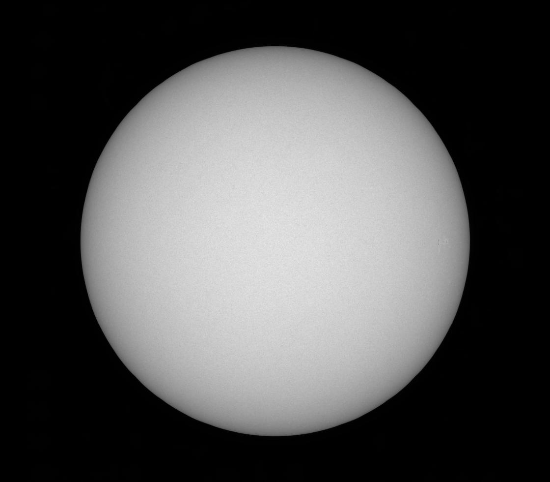 Solar Dynamics Observatory 2018-11-19T04:50:46Z