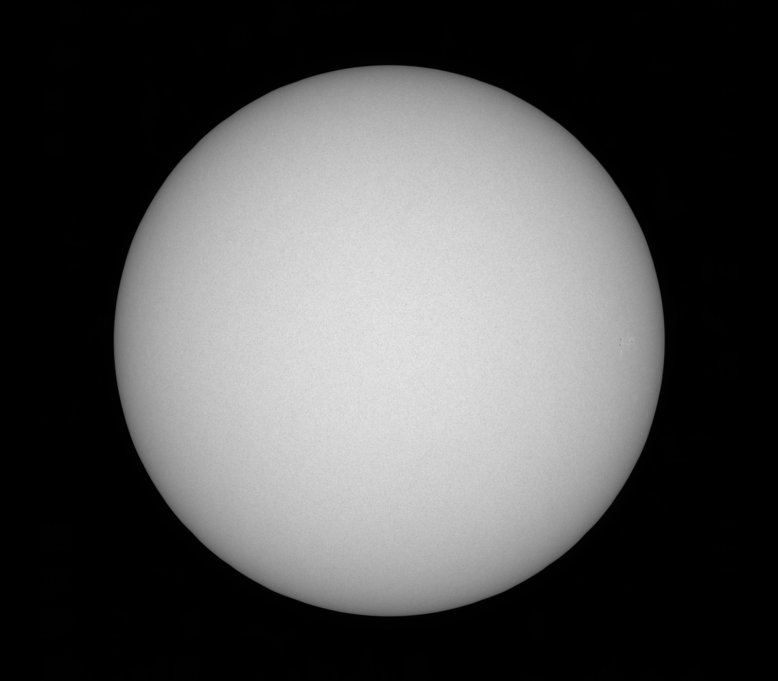 Solar Dynamics Observatory 2018-11-19T04:50:58Z