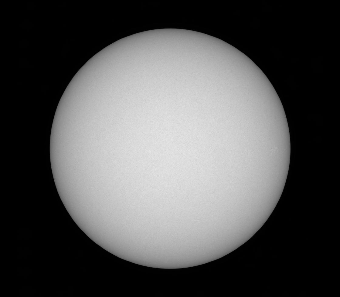Solar Dynamics Observatory 2018-11-19T04:57:17Z