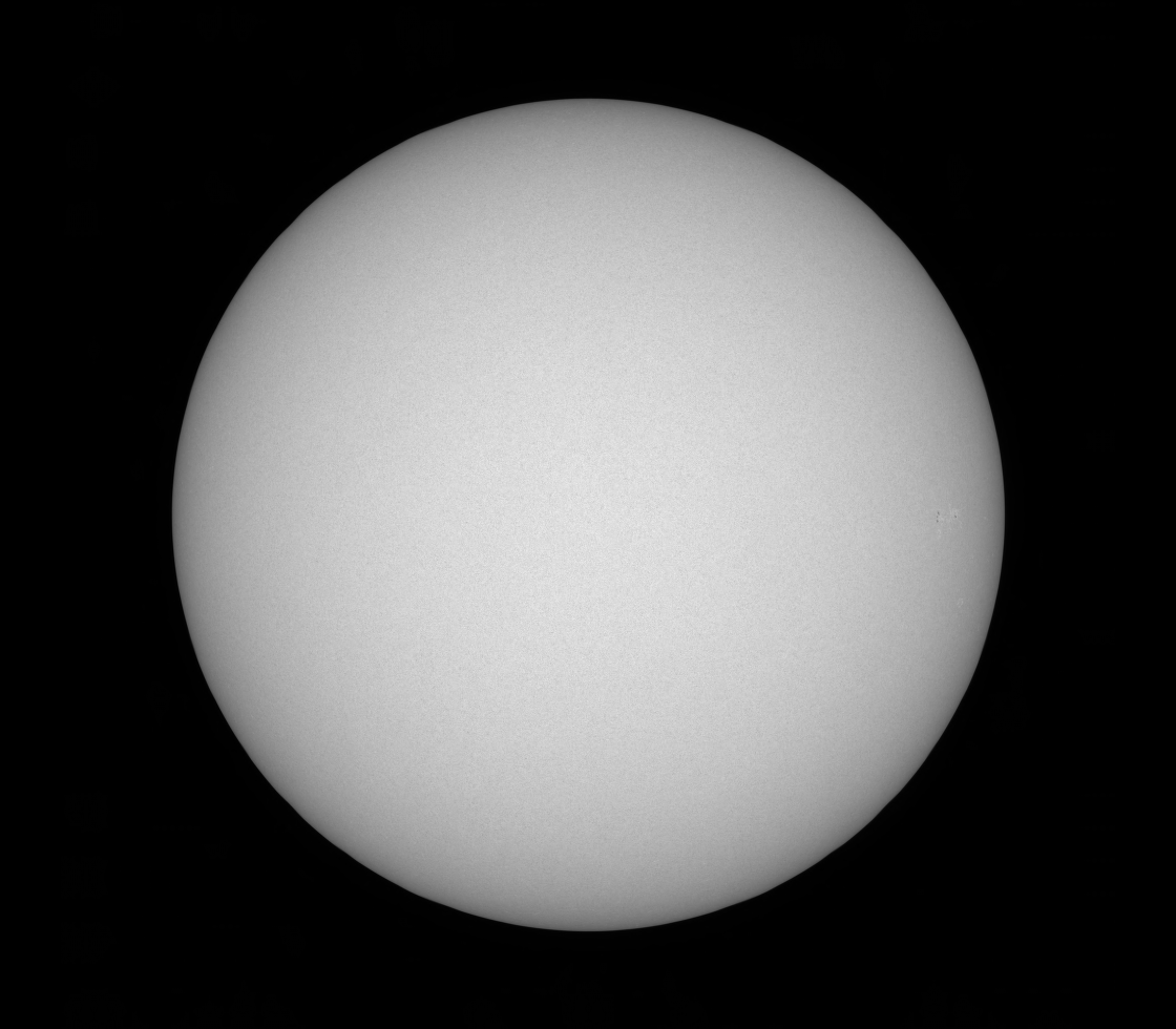 Solar Dynamics Observatory 2018-11-19T04:58:19Z