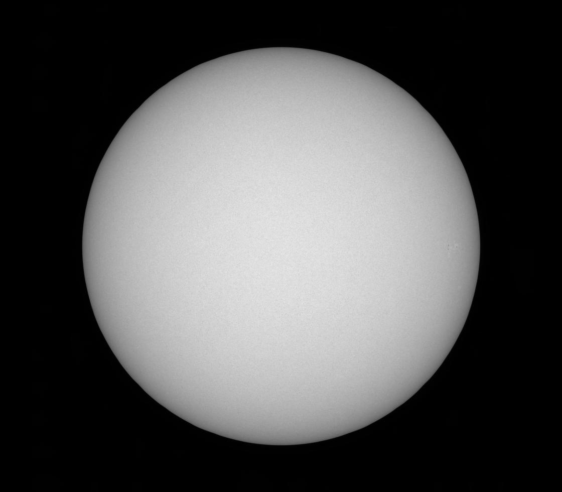 Solar Dynamics Observatory 2018-11-19T05:10:03Z