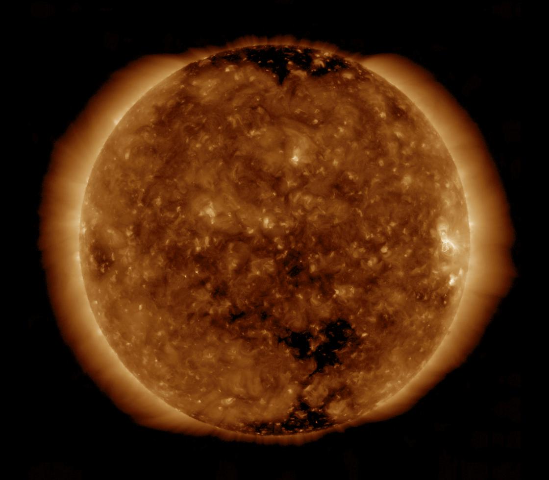 Solar Dynamics Observatory 2018-11-19T07:41:35Z
