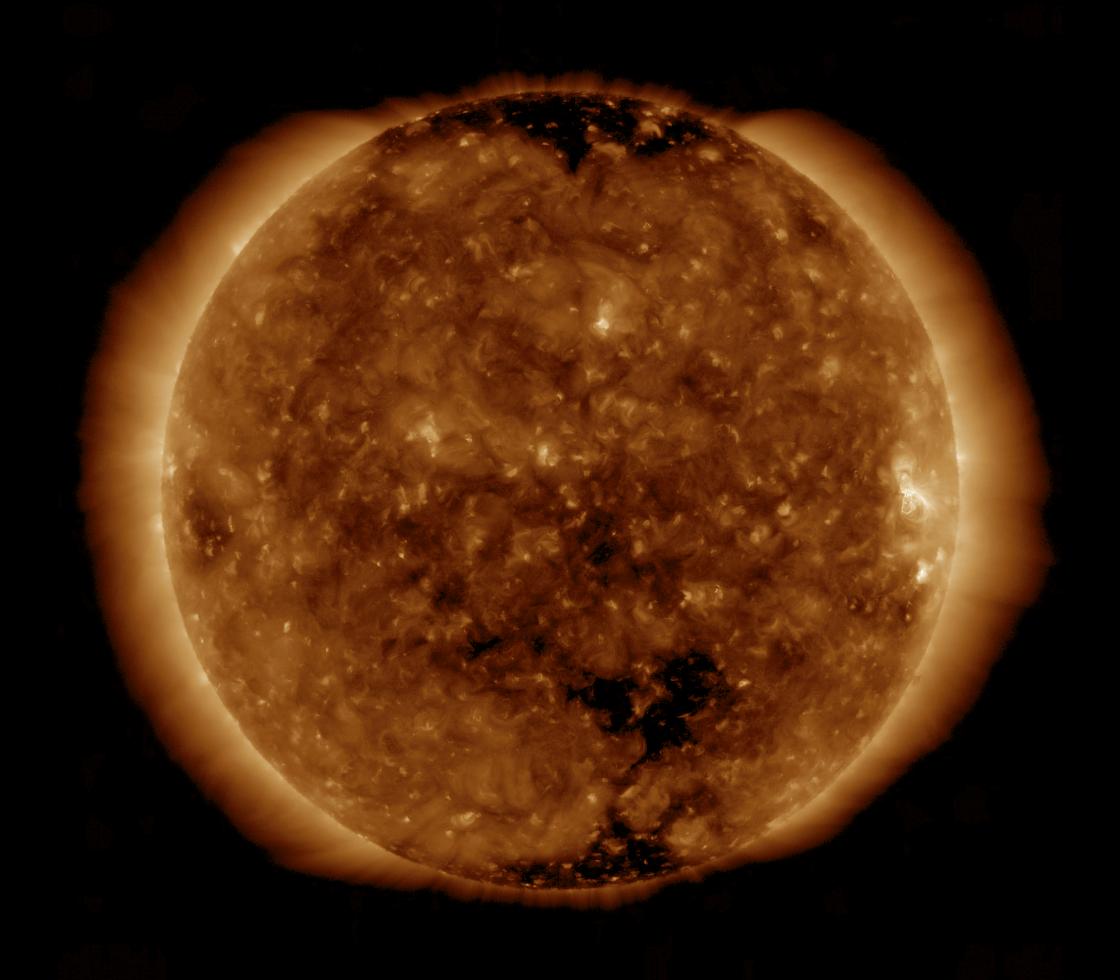 Solar Dynamics Observatory 2018-11-19T07:44:43Z