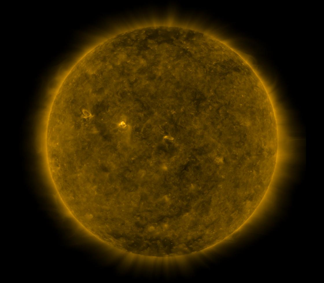 Solar Dynamics Observatory 2018-12-11T18:57:16Z