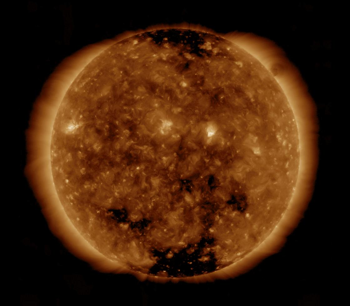 Solar Dynamics Observatory 2018-12-14T12:27:58Z