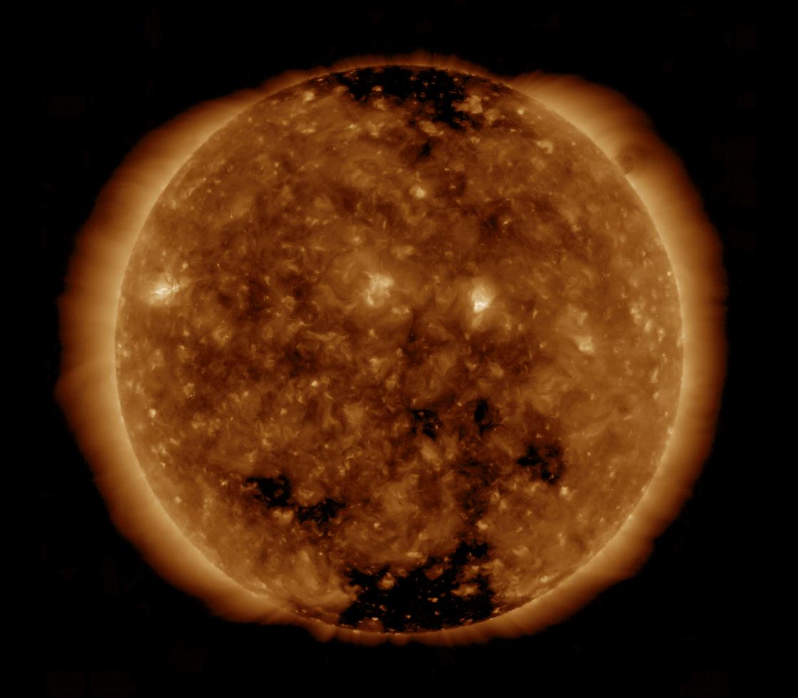 Solar Dynamics Observatory 2018-12-14T12:28:50Z