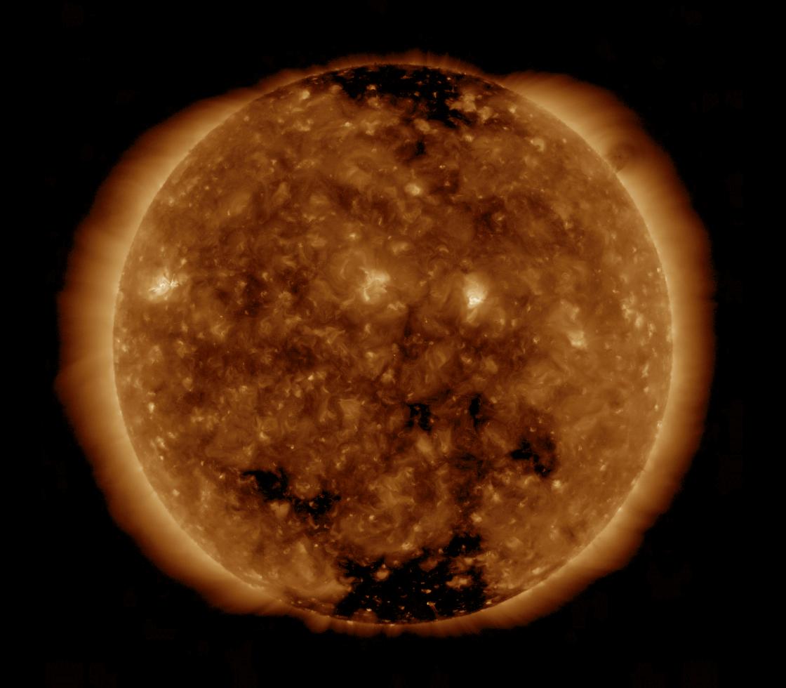Solar Dynamics Observatory 2018-12-14T13:12:30Z