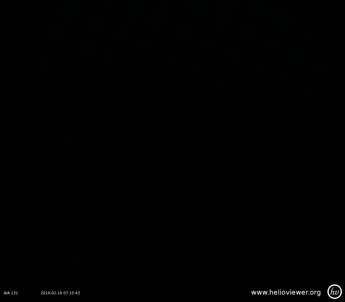 Solar Dynamics Observatory 2019-02-16T07:15:26Z