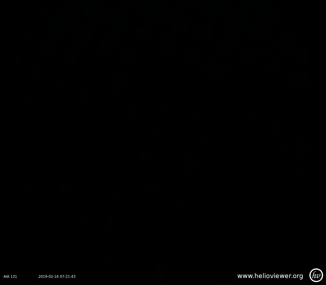 Solar Dynamics Observatory 2019-02-16T07:21:47Z