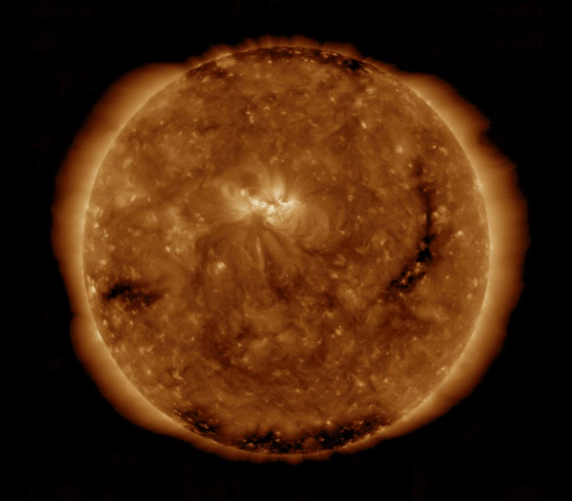 Solar Dynamics Observatory 2019-02-19T21:28:42Z