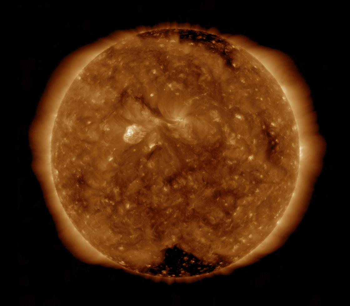 Solar Dynamics Observatory 2019-03-18T17:53:28Z
