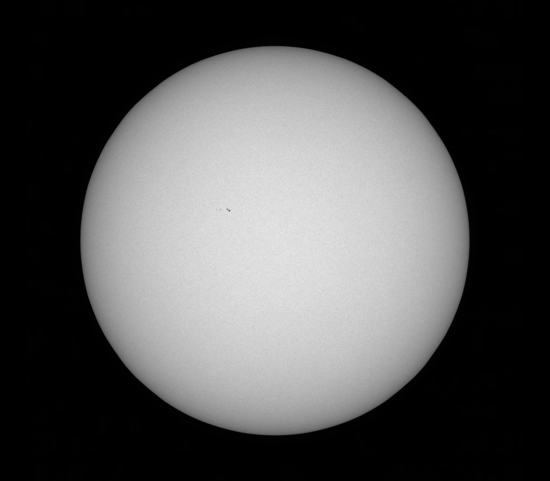 Solar Dynamics Observatory 2019-03-19T04:04:38Z